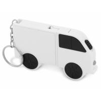 Брелок-рулетка с фонариком