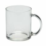 Чашка стеклянная, глянцевая